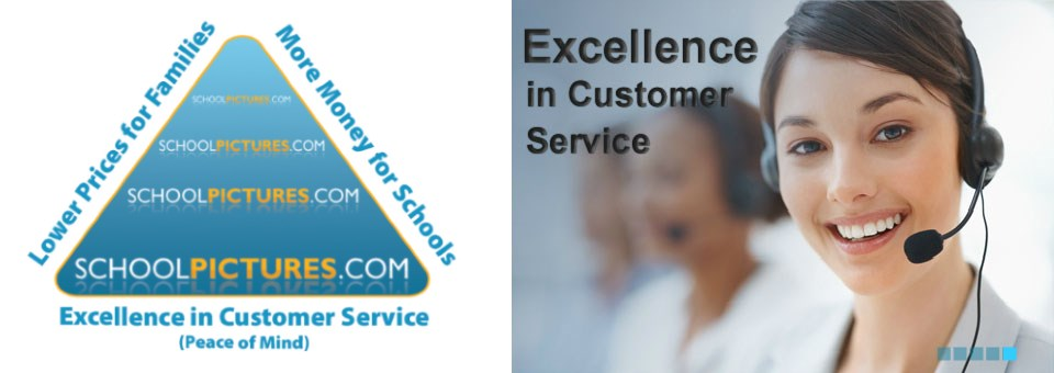 Excellence in customer service
