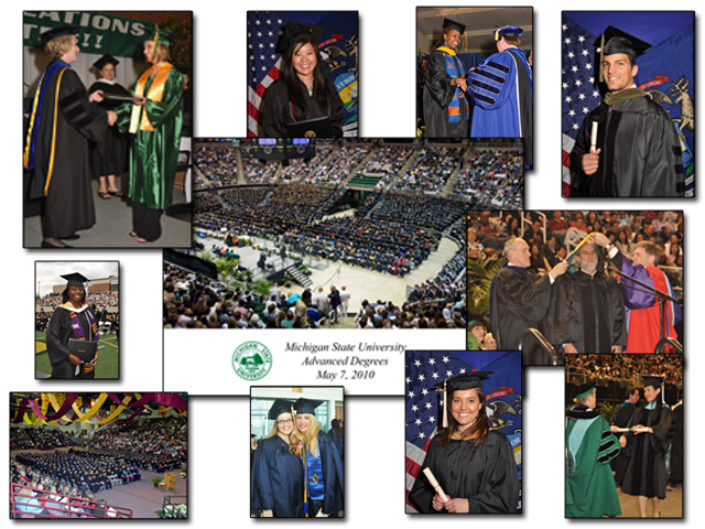 Sample Graduation Photographs